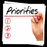 #1 Priority