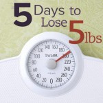 5 Pound Plan (in just 5 days)